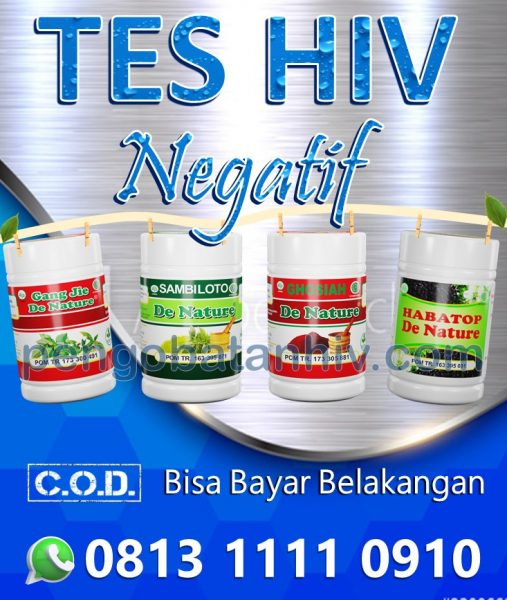 Obat Hiv Aids Herbal Tanpa Efek Samping Untuk Meningkatkan Sistem Imunitas Odha